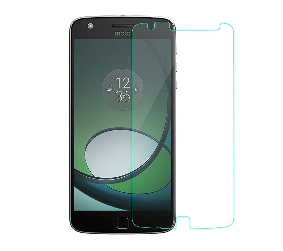 Защитное стекло Glass 2.5D для Motorola Moto Z2 Play (19304)