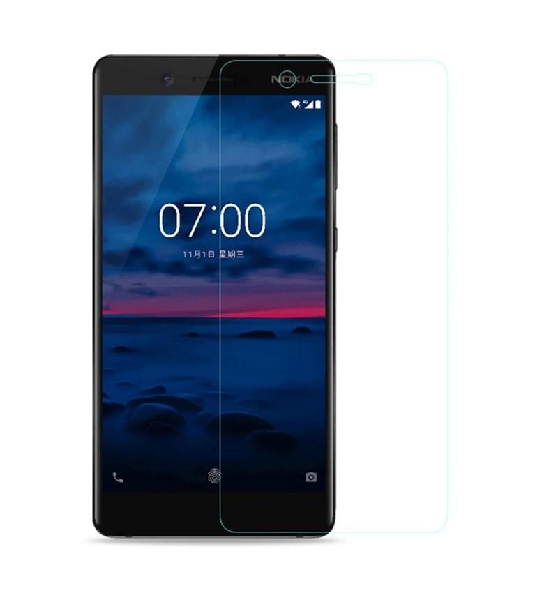 Защитное стекло Glass 2.5D для Nokia 7 (01715)