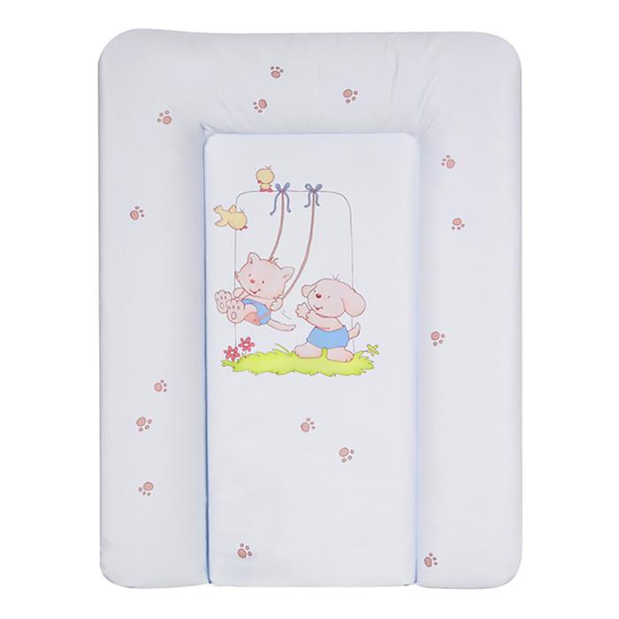 Пеленатор-матрас Lorelli Softy Белый