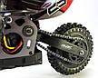Мотоцикл 1:4 Himoto Burstout MX400 Brushed, фото 3