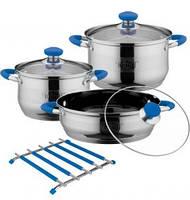 Набор посуды royalblau 7 предметов Krauff 26-242-010