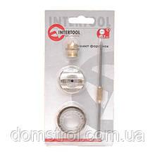 Комплект форсунки 2.2мм для краскопульта HP РТ-0204,PT-0205,PT-0210,PT-0211 INTERTOOL PT-2007