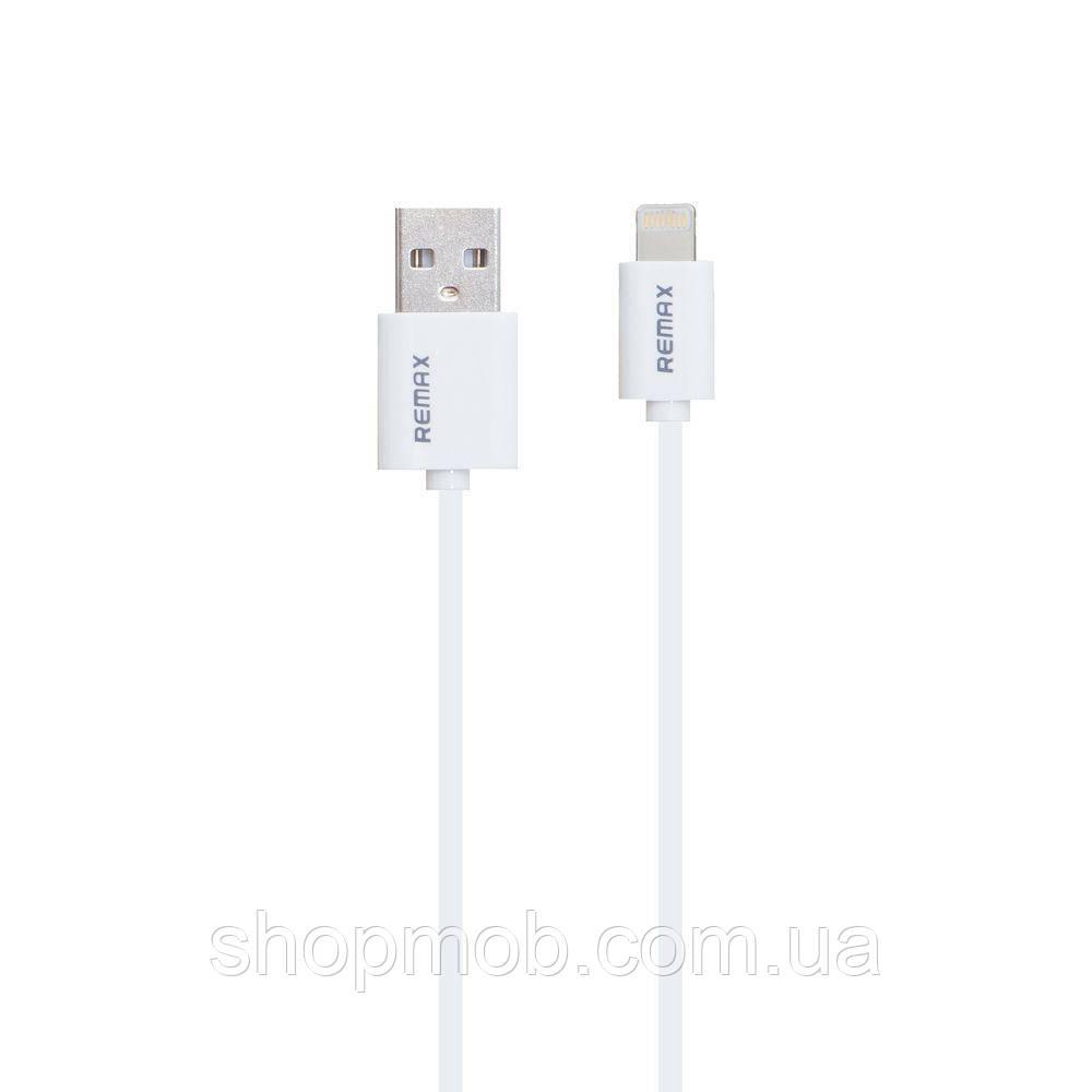 USB Remax RC-007i Fast Charging Lightning Цвет Белый