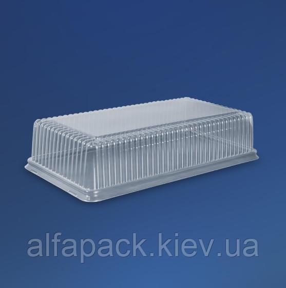 Кришка ПС-621К до упаковки ПС-62, 293*160*65 упаковка 300шт, (3,92 грн/шт)