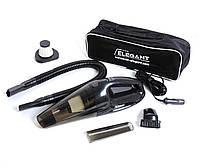 Автомобильный пылесос ELEGANT CYCLONE MAXI 100 236 110W (сухая и влажная уборка уборка)