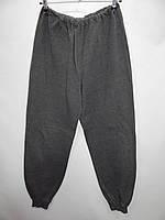 Мужские спортивные демисезонные утепленные брюки р.50-52 016SPMD