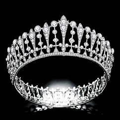 Корона повного кола - З піднесенням