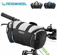Велосумка на кермо Roswheel ,велосипедна сумка-органайзер на кермо велосипеда Roswheel, фото 1