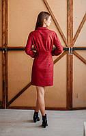 Повседневное женское платье длиной мини, фото 4