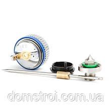 Комплект форсунки 0.8мм для краскопульта HVLP II mini PT-0128 INTERTOOL PT-2105