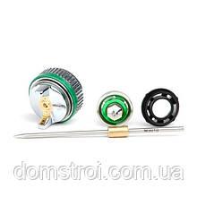 Комплект форсунки 1.0мм для краскопульта HVLP II mini PT-0128 INTERTOOL PT-2106