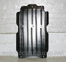Захист картера двигуна і кпп Mitsubishi Pajero Sport 2000-