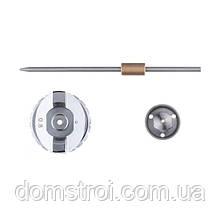 Комплект форсунки 0.8мм для краскопульта LVMP mini PT-0129 INTERTOOL PT-2107