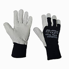 Перчатки из козьей кожи  Artmaster 10 размер
