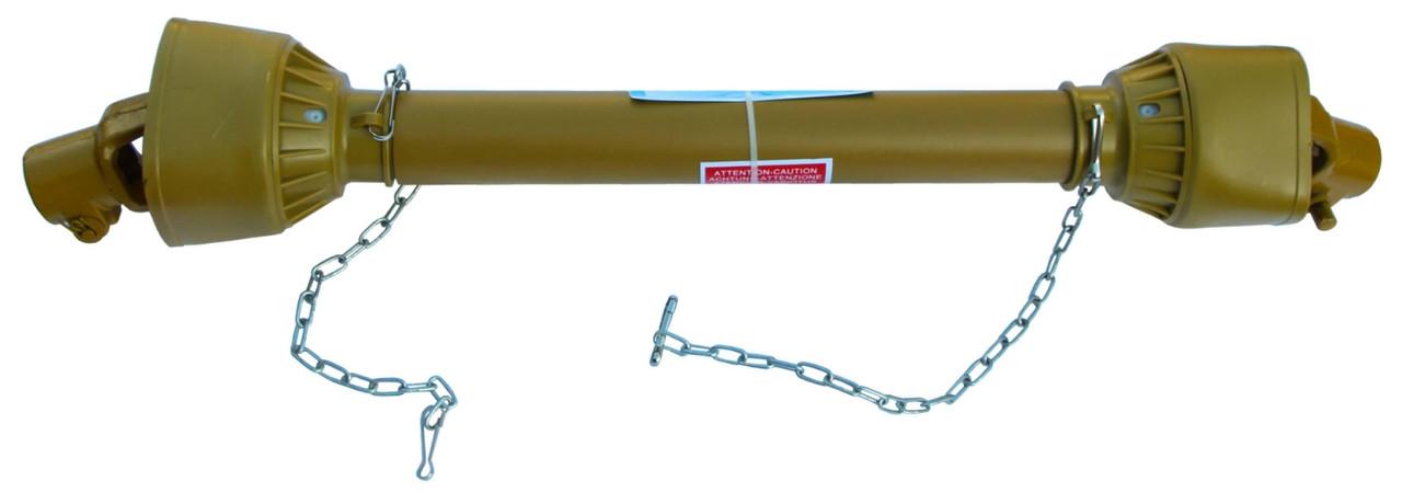 Карданний вал для підбирача, фрези, розкидачі (100 см) 8*8 шліців