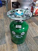 Портативная газовая печка ,примус  с горелкой  8л  усиленный,Италия