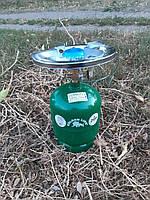 Портативная газовая печка  2,5л,Италия усиленный + плотный чехол