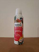 Дезодорант для тела Сладость Balea Deospray Sweet Sunshine 200 мл.
