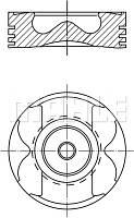Поршень двигателя Mercedes-Benz Sprinter MAHLE MH 00457 04