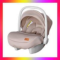 Детское автокресло для новорожденных Аавтолюлька от рождения до 13 кг. Бэбикокон Carrello Mini CRL-11801