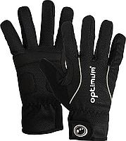 Велоперчатки мужские зимние Optimum Hawkley черные