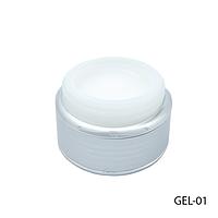 Гель Lady VictoryGEL-01 - 28 г, для моделирования ногтей (Прозрачный),