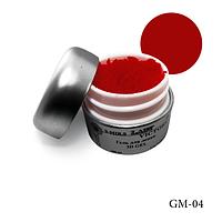 3D-гель Lady Victory (гель для лепки) GM-04 - 7 г, (Темно-красный),