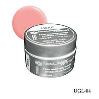 Гель моделирующий Lady Victory UGL-04 - 14 г Luxe (матовый розовый),
