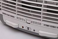 Очиститель ионизатор воздуха Супер-Плюс Турбо 2009 серый, фото 3