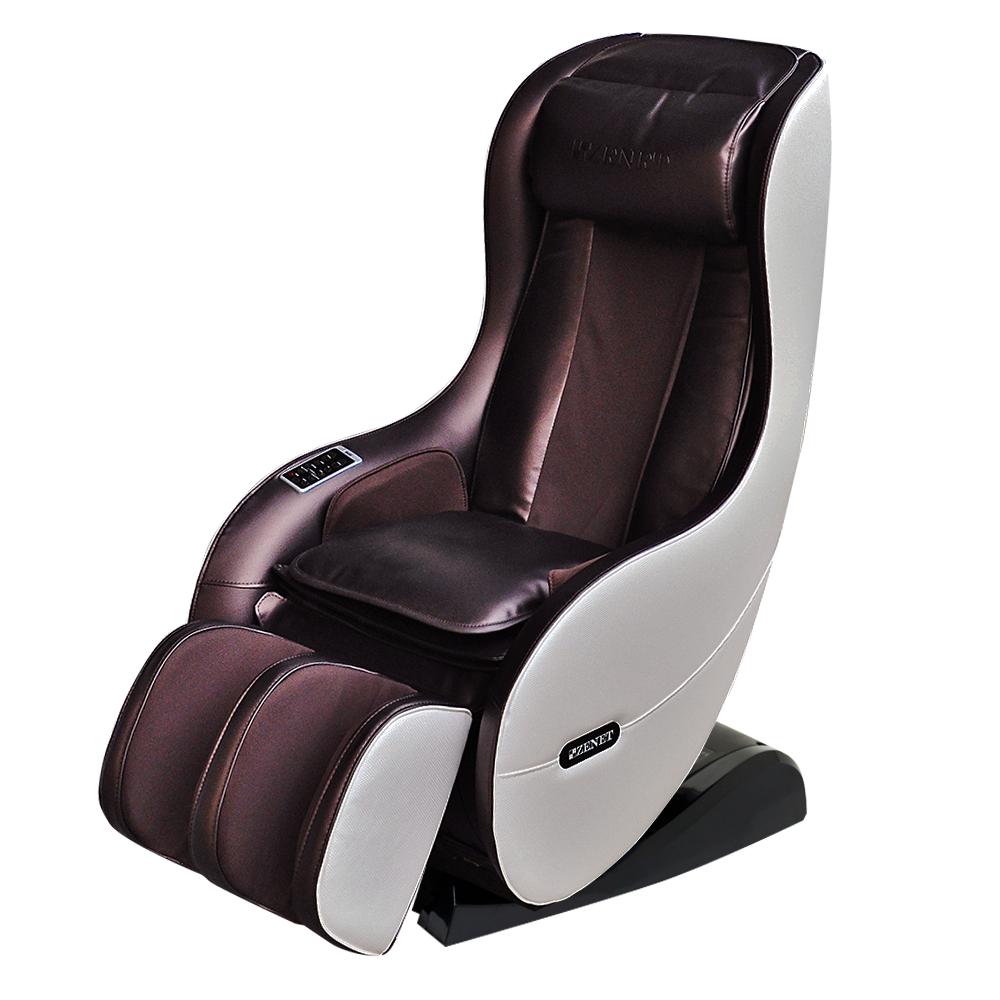 Масажне крісло коричневе ZENET ZET-1280