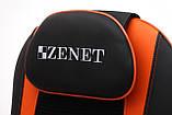 Массажная накидка роликовая с прогревом Zenet ZET-854, фото 5