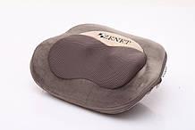 Массажная подушка с инфракрасным прогревом Zenet ZET-725