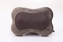 Массажная подушка с 3 видами массажа Zenet ZET-724