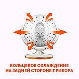 Інфрачервоний галогенний обігрівач Zenet ZET-514, фото 10