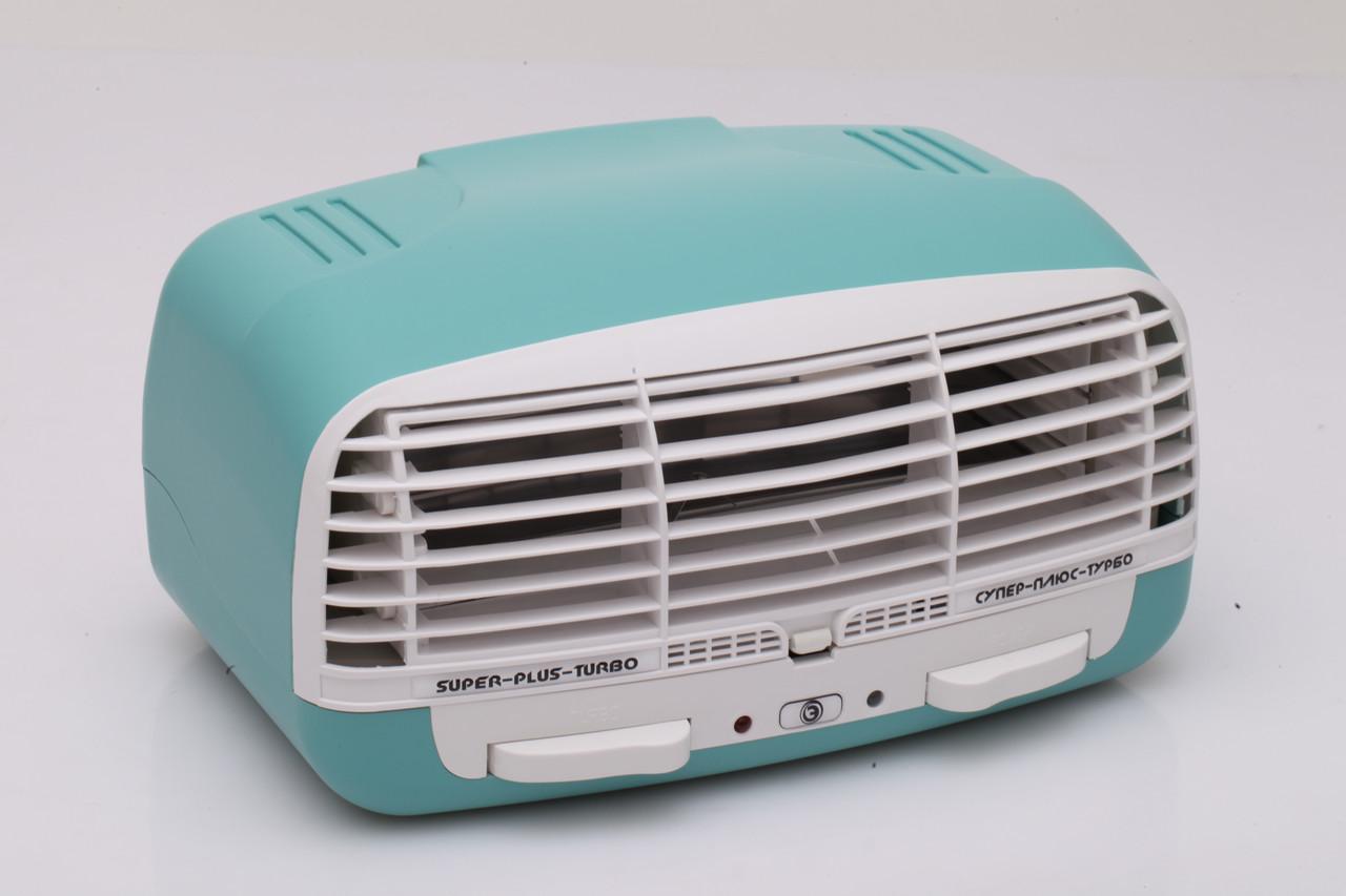 Очиститель ионизатор воздуха Супер-Плюс Турбо 2009 мятный