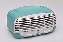 """Очищувач іонізатор повітря """" Супер-Плюс-Турбо 2009 м'ятний"""