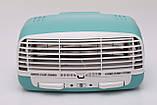 Очиститель ионизатор воздуха Супер-Плюс Турбо 2009 мятный, фото 2