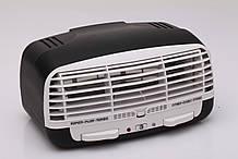 Іонізатор повітря очищувач повітря Супер Плюс Турбо озонатор чорний