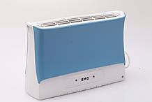 Очиститель ионизатор воздуха до 60кв.м Супер Плюс Био голубой