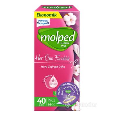 """Ежедневные прокладки Molped """"Freshness"""" 40шт"""