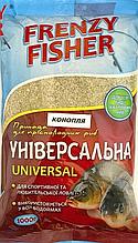 Прикормка Frenzy Fisher Универсал Конопля 1кг