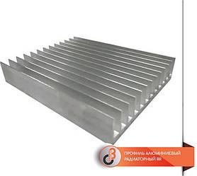 Профиль алюминиевый радиаторный RR-1 150х72х26 мм