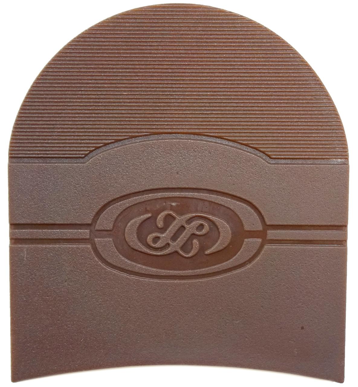 Набойка полиуретановая № 08А (Латвия) коричневый
