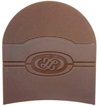 Набойка полиуретановая № 08А (Латвия) коричневый, фото 2