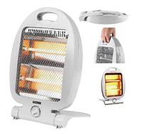 Кварцевый нагреватель Kitchin Plus KP-503 800Вт, тепловентилятор, обогреватель
