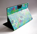 Бирюзовый чехол с рисунком для девушки на Lenovo Tab M10 HD tb-x505L X505F X605L, фото 5