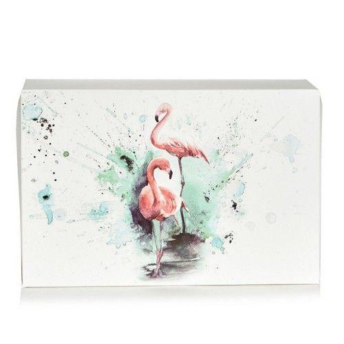 """Коробка для эклеров, зефира """"Фламинго"""", 225*150*60"""