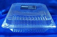 Пластиковая упаковка для торта наполеона или других кондитерских изделий 2255/ 25шт/ ПЕТ