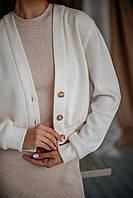 Теплый женский кардиган из шерсти., фото 3