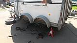 Техническое обслуживание легковых прицепов - Киев. ТО прицепов для легковых автомобилей, фото 5
